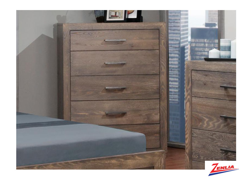 Steel 5 Drawer Chest
