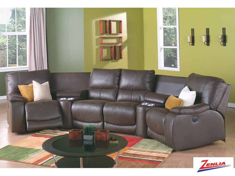 Nor Reclining Sectional Sofa