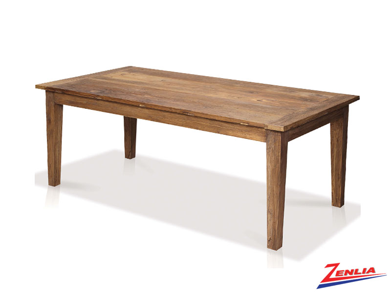 Jon Large Rectangular Extension Dining Table