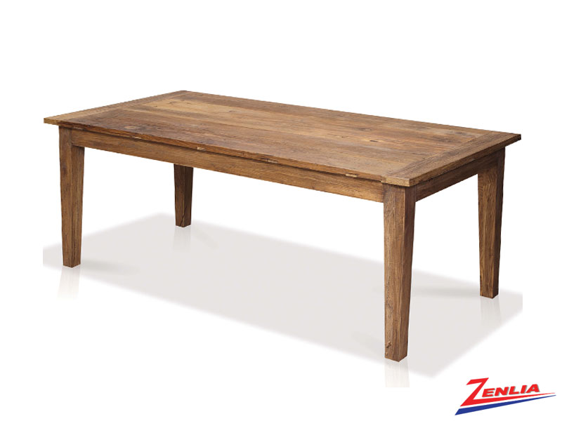 Jon Small Rectangular Extension Dining Table