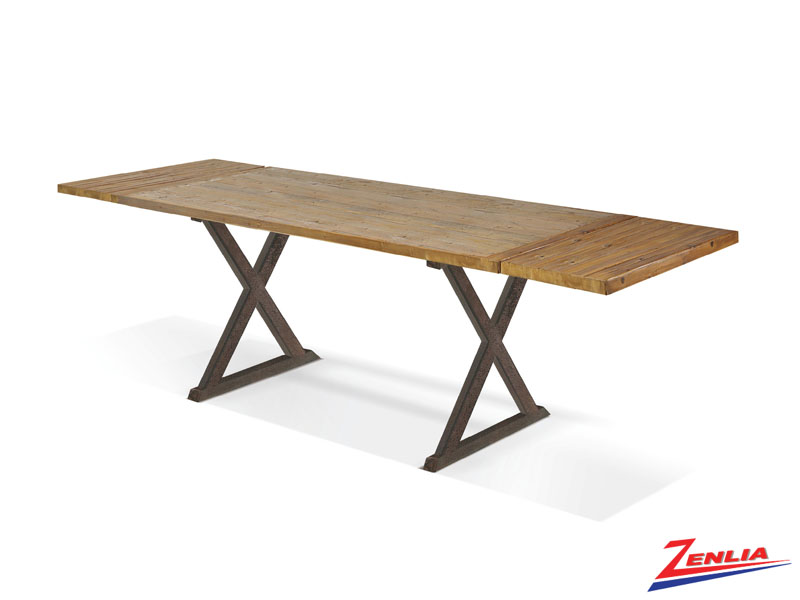 May Rectangular Extension Dining Table