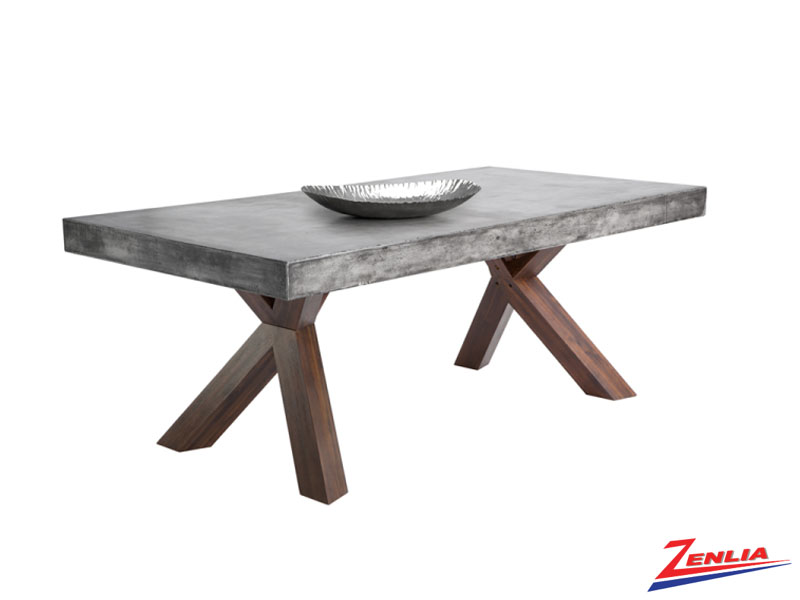 War Dining Table Rectangular