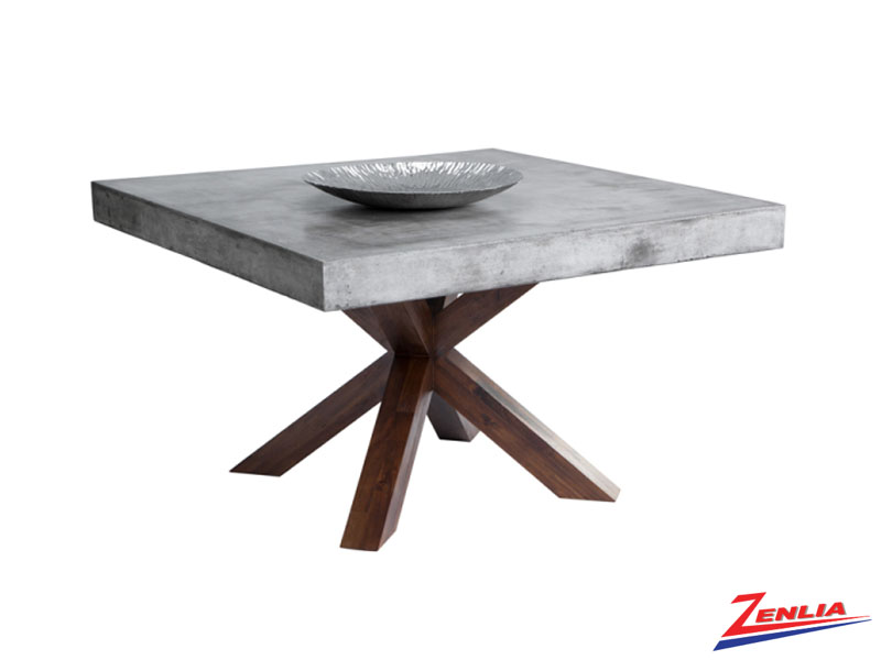 War Dining Table Square