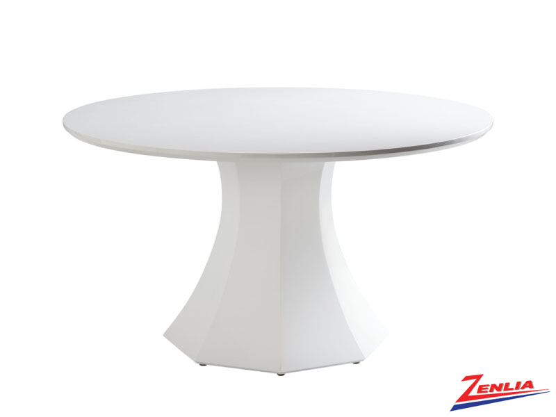 Sana White Dining Table Large