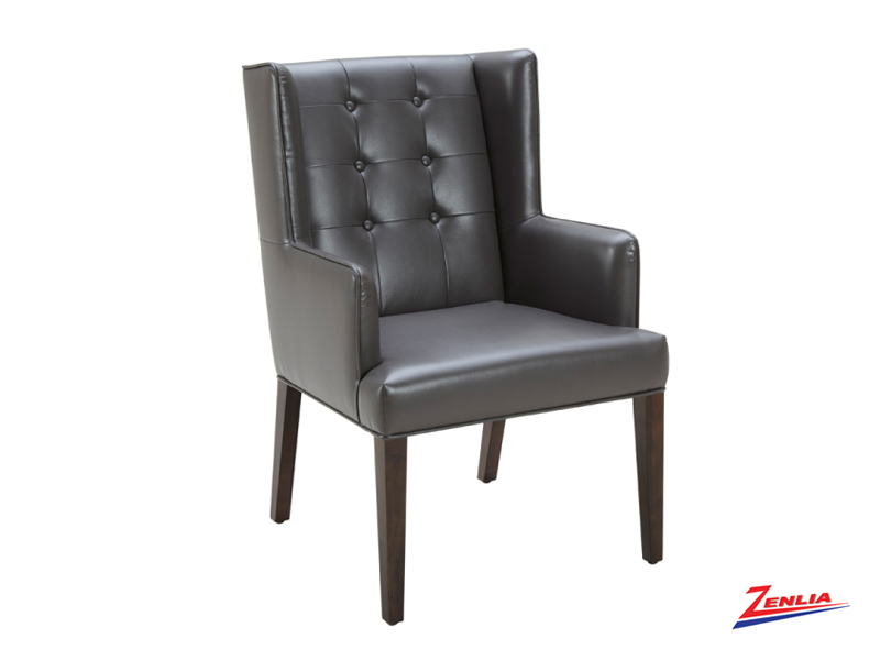 Clar G Leather Chair