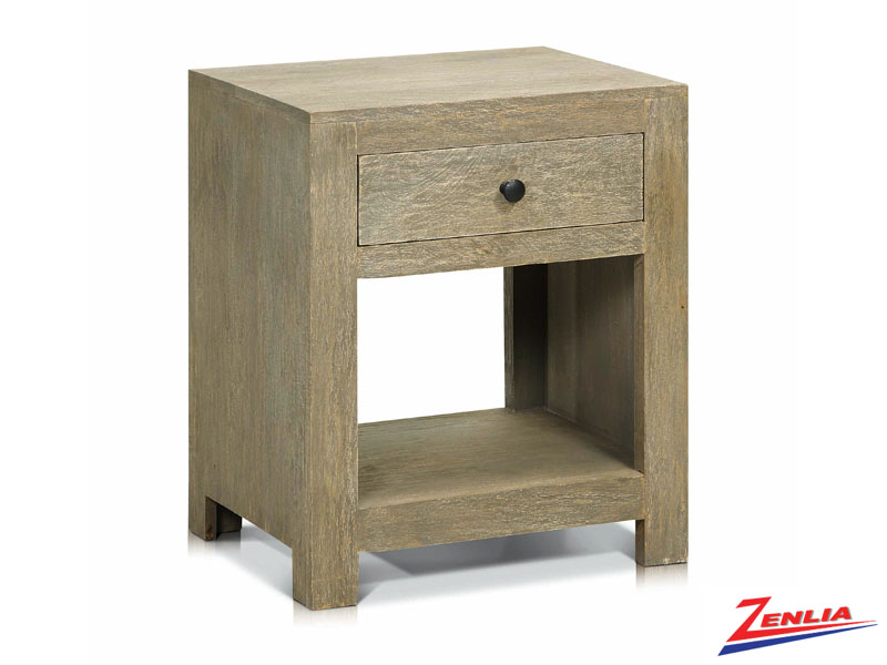 Art 1 Drawer End Table