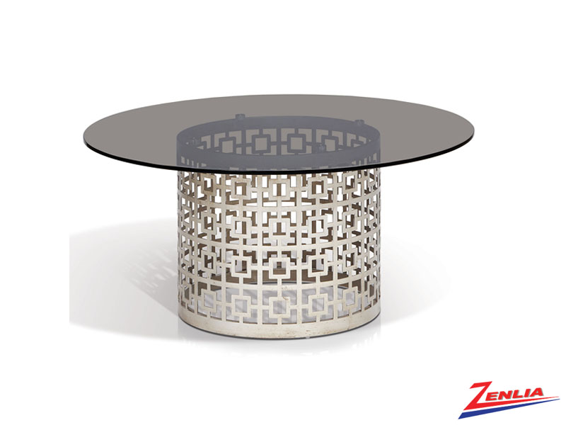 Caro Gray Coffee Table
