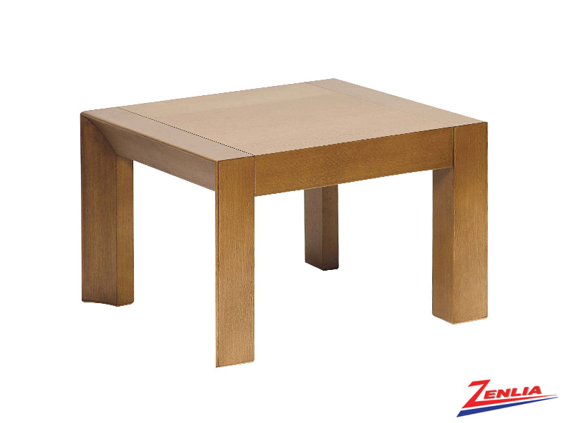 Ess Hazelnut End Table