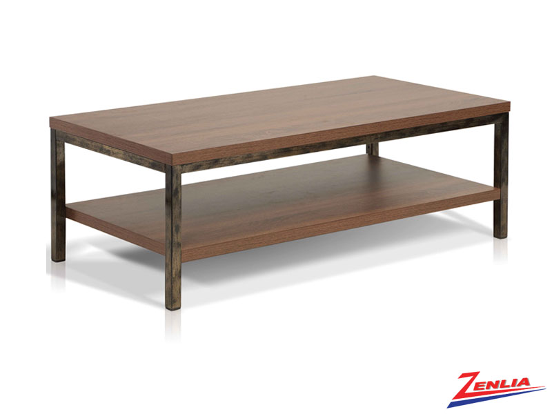 Just Walnut Coffee Table