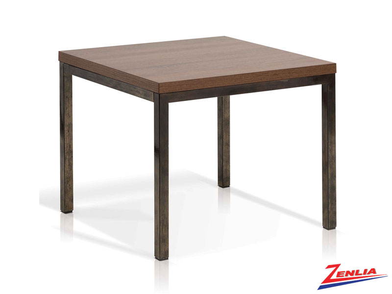 Just Walnut End Table
