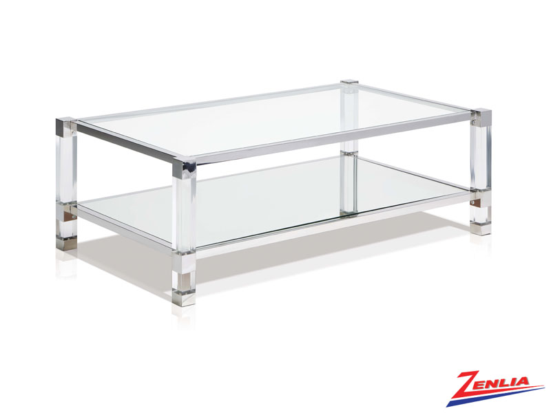 Yve Rectangular Coffee Table