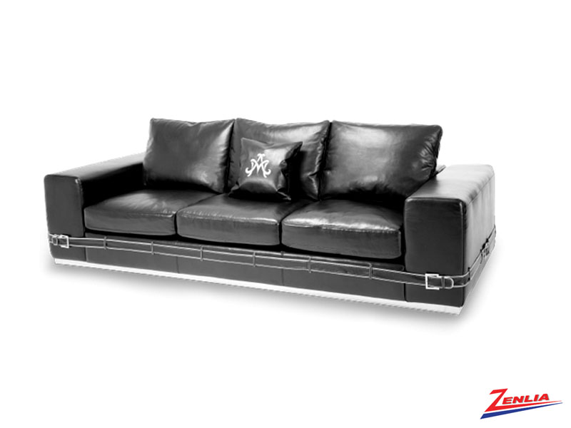 Cira Leather Sofa Collection