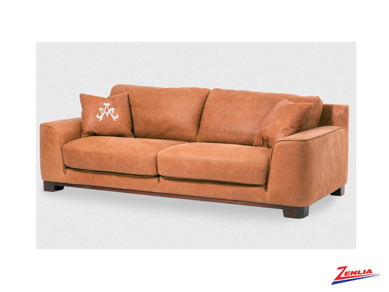 Nafe Leather Sofa Collection