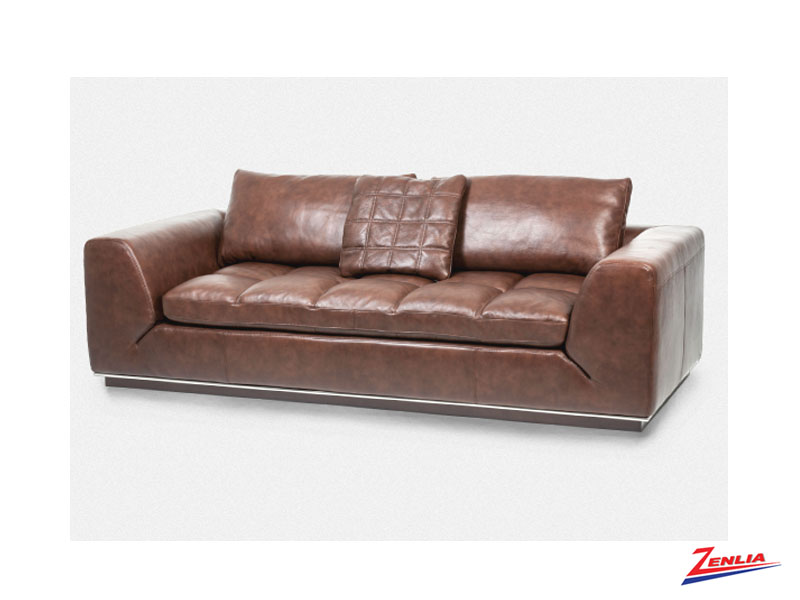 Rosa Leather Sofa Collection