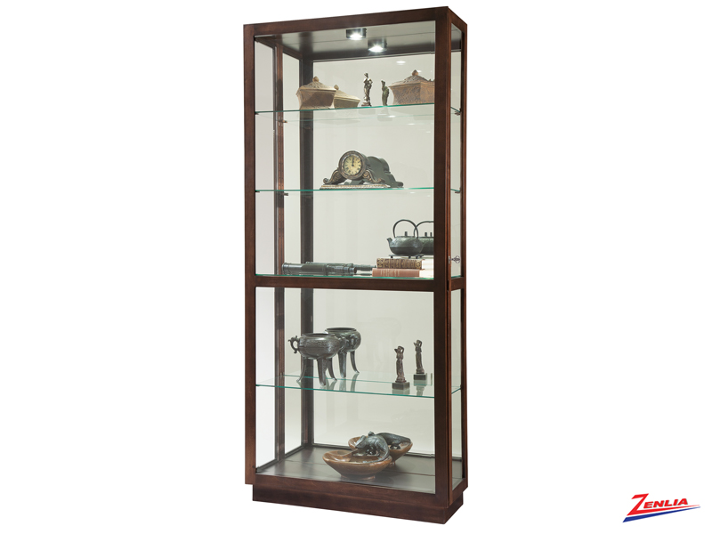 Jay Two Way Sliding Door Curio