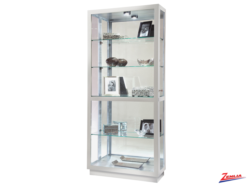 Jay 11 Silver Finish Curio