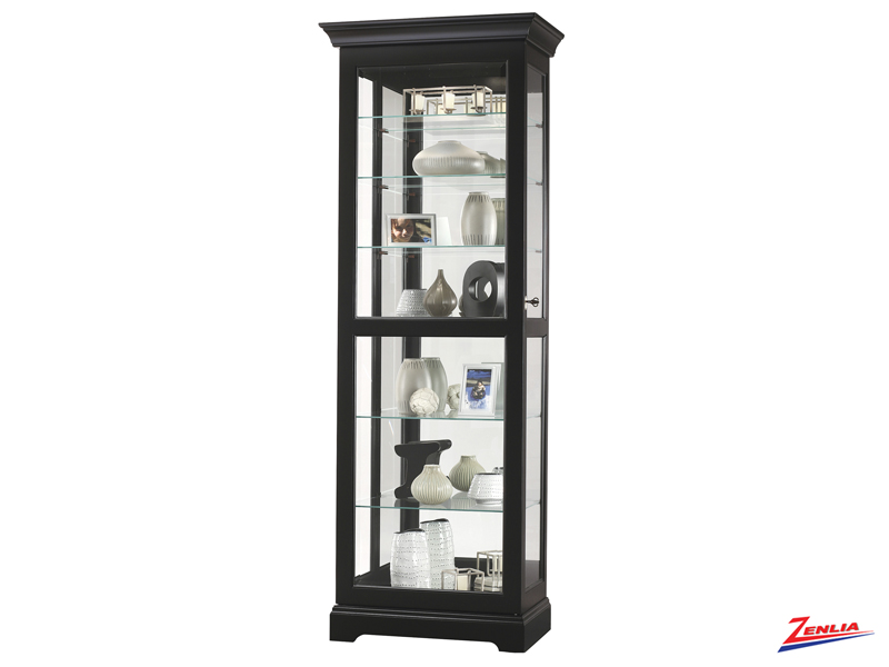 Martin 111 Black Satin Finish Curio