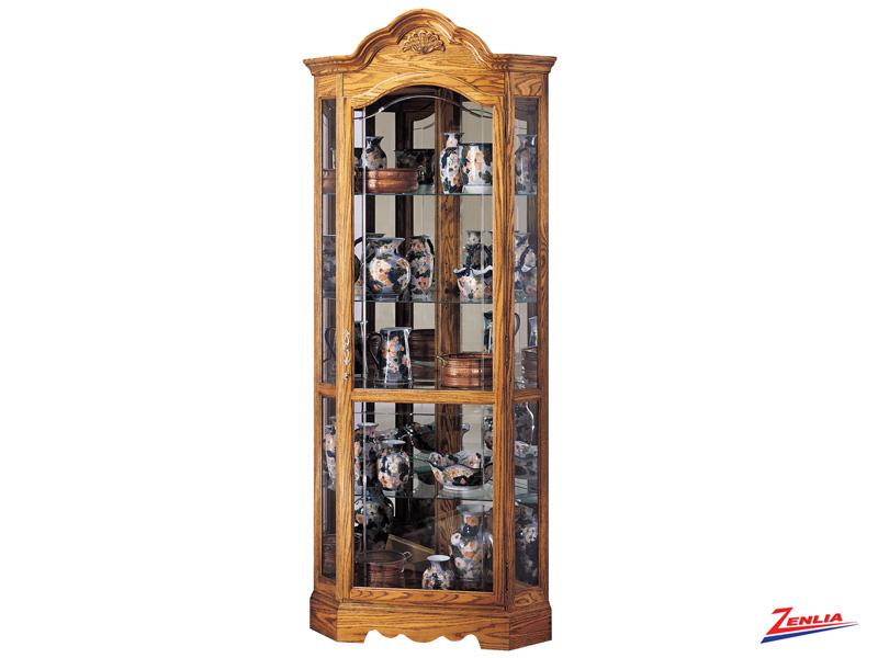 Wil Corner Curio Cabinet
