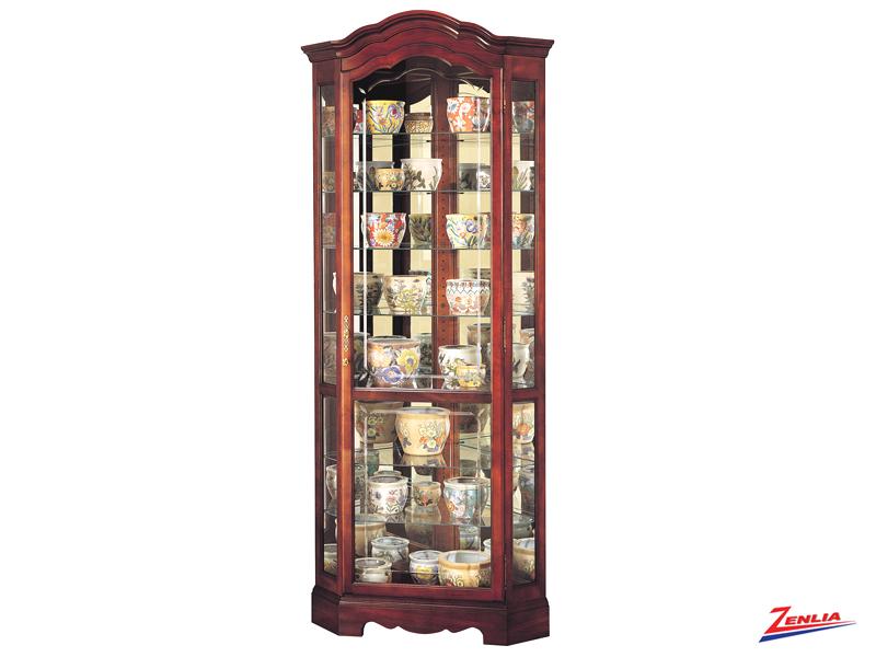 James Corner Curio Cabinet