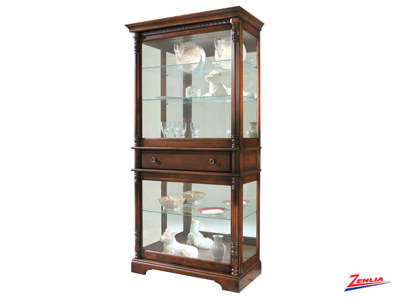 Plant Cherry Finish Curio