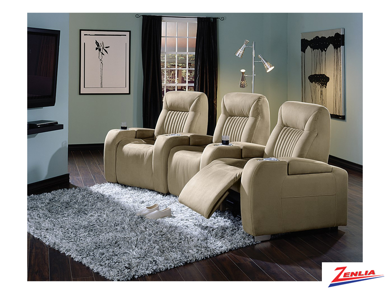 Auto Home Theater Seating