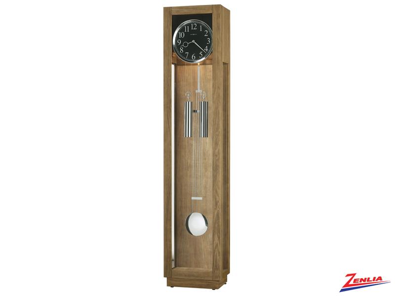 Cam Driftwood Floor Clock