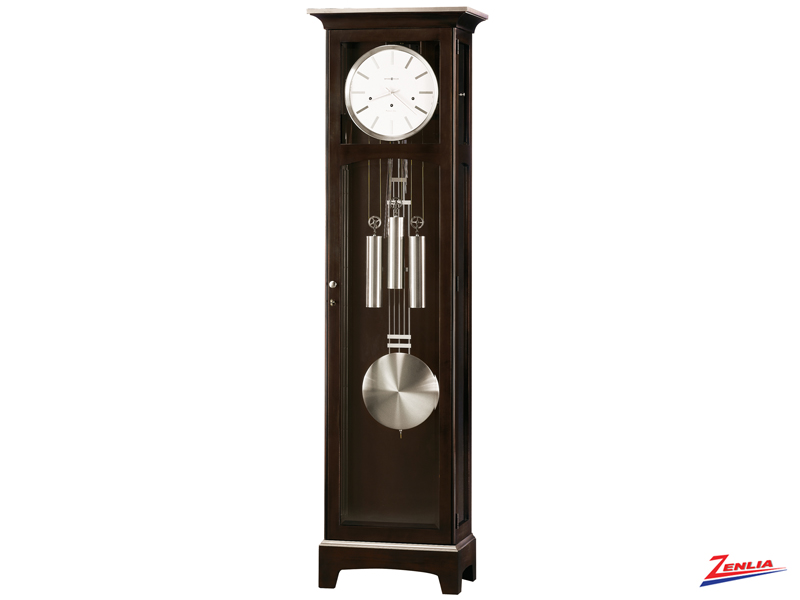 Urban 2 Espresso Floor Clock