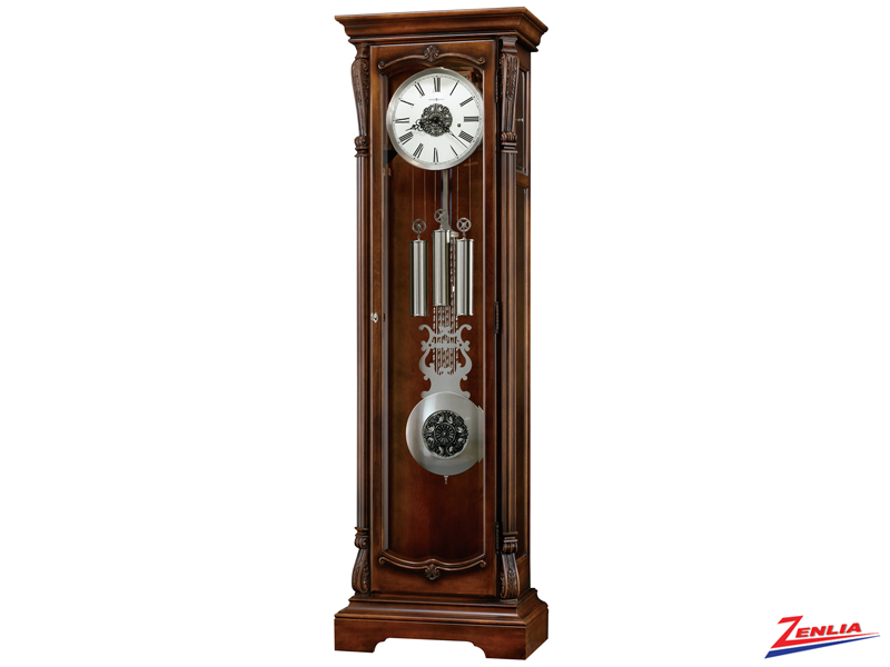 Wellin Flat Top Floor Clock