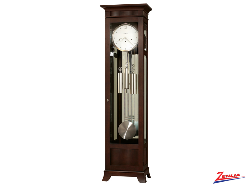 Kris Espresso Finish Floor Clock