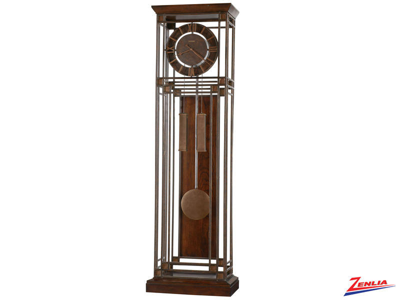 Tamar Ironstone Floor Clock