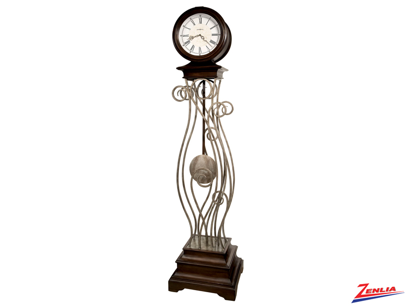 Tenn Antique Finish Floor Clock