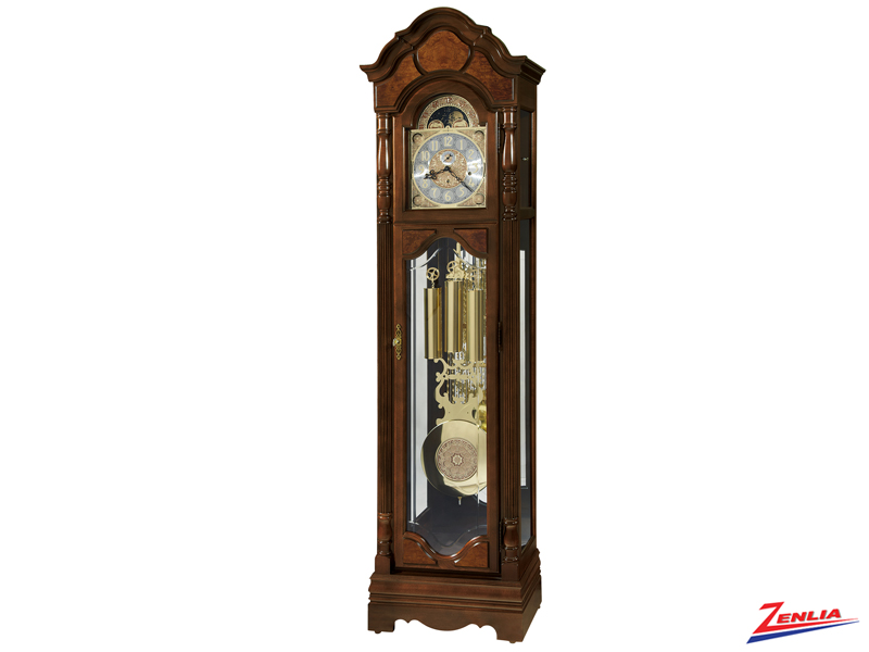 Wil Traditional Floor Clock