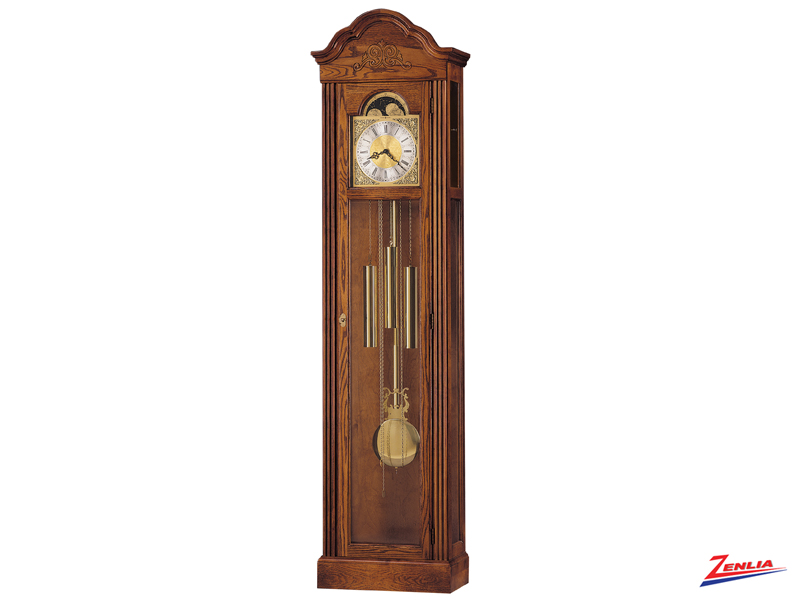 Ash Oak Classic Floor Clock