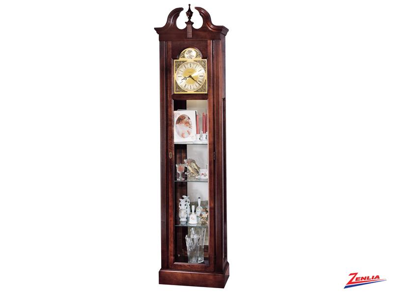 Cher Curio Cabinet Floor Clock