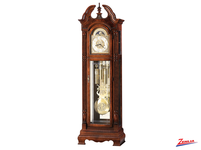 Glen Traditional Floor Clock