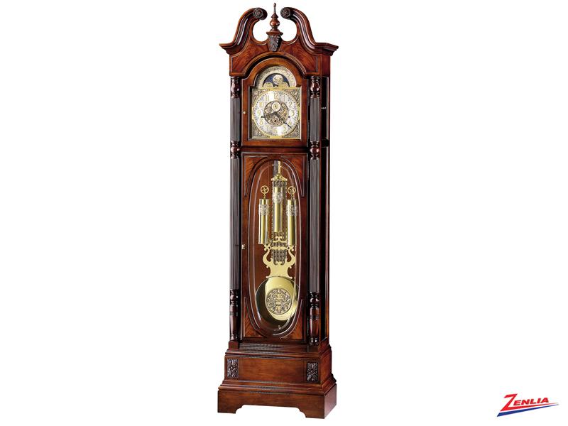 Stew Classic Floor Clock