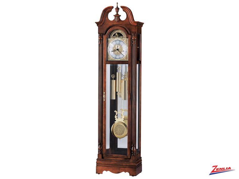 Benj Traditional Floor Clock