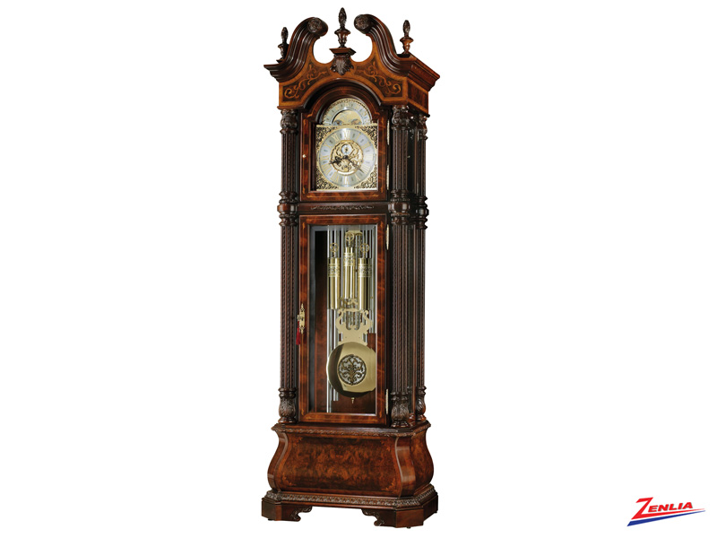 Miller 2 Traditional Grandfather Clock
