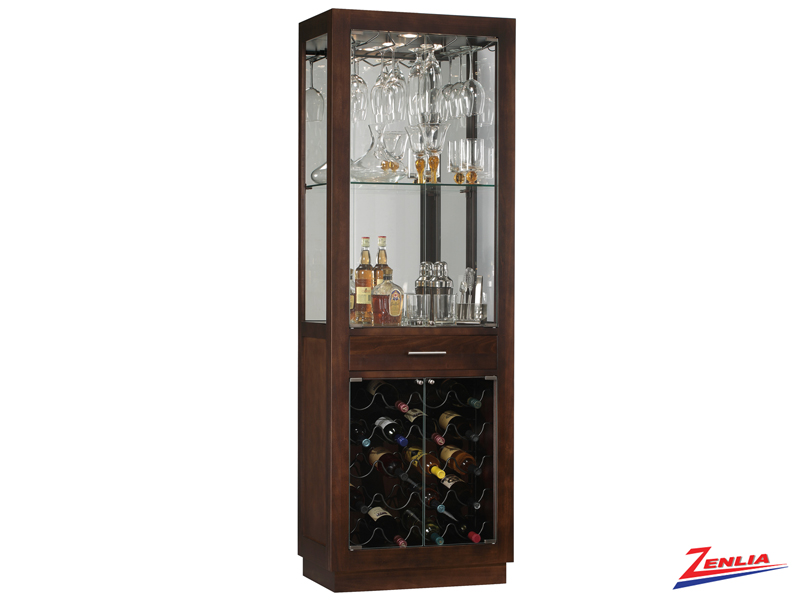 Sien 2 Wine & Bar Cabinet
