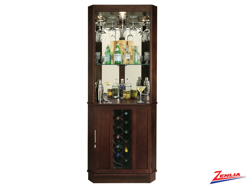 Pleasant 2 Wine & Bar Cabinet