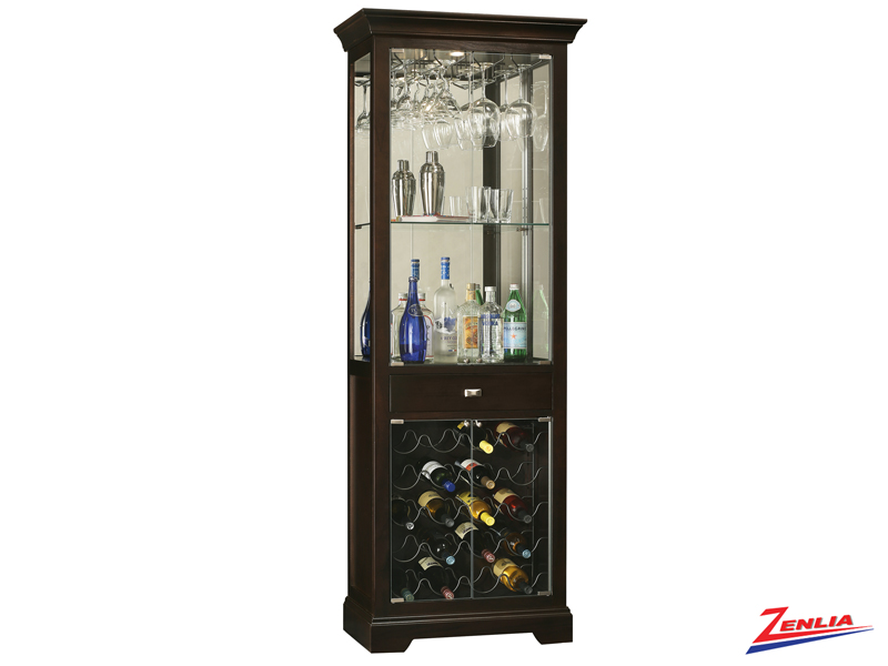 Gim Wine & Bar Cabinet