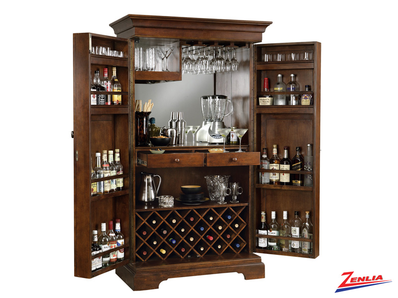 Sono Hide A Bar Cabinet