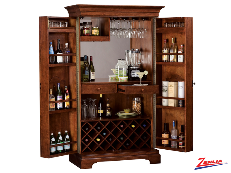 Barossa Wine & Bar Cabinet