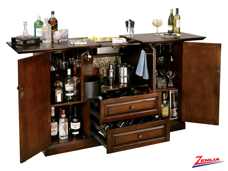 Devino Wine & Bar Console