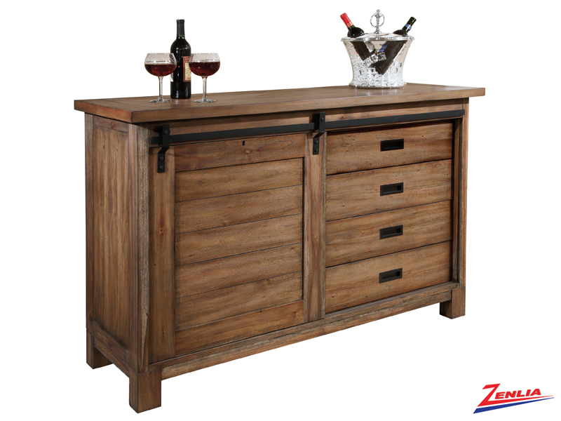 Home Wine & Bar  Console