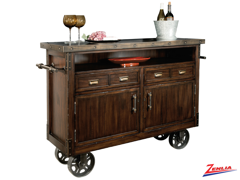 Barrow Wine & Bar Console
