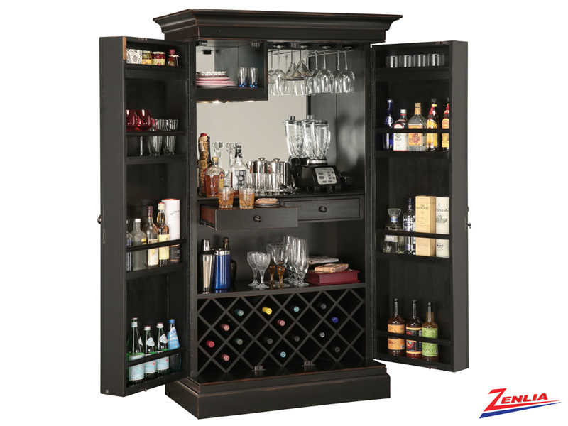Samb Wine & Bar Cabinet