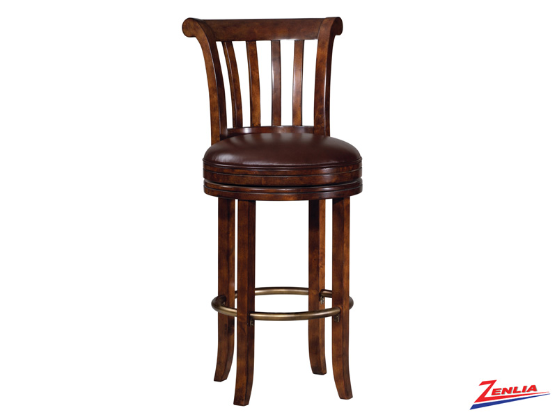 Itha Swivel Bar Stool