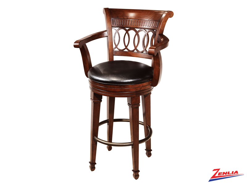 Cort Swivel Bar Stool