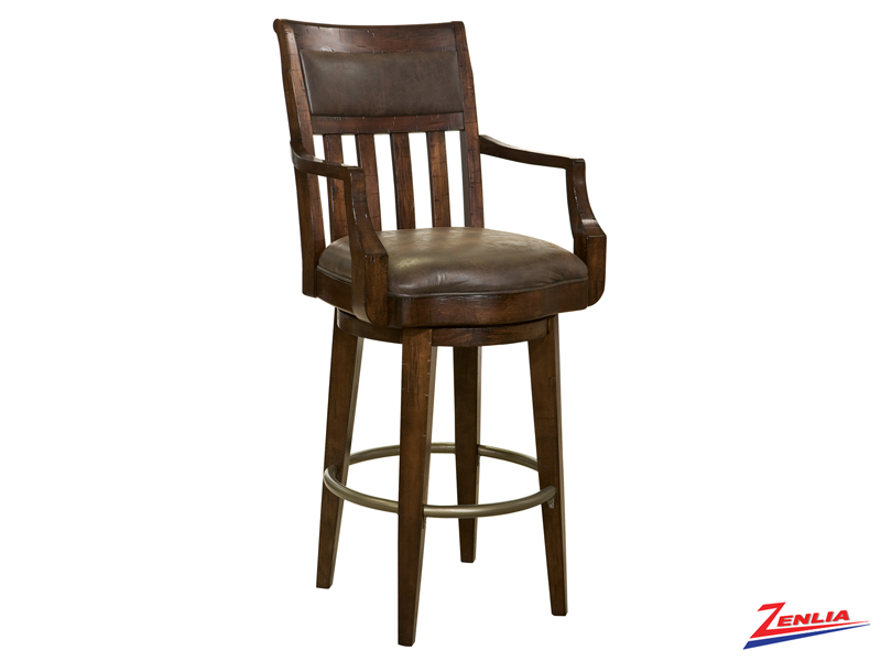 Harbor Swivel Bar Stool